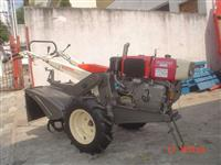 Mini/Micro Trator TC11 YANMAR REVISADO  4x2 ano