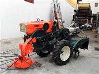 Mini/Micro Trator TOBATTA M140 DE 14CV REV. C/GARANTIA  4x2 ano