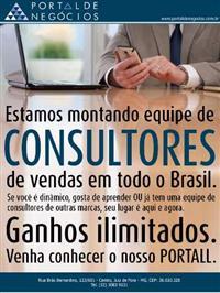 CONSULTORES DE VENDAS