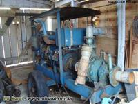 Conjunto de Irrigação - Motor MWM 4 Cilindros + Canos de Alumínio