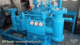 Compressor MAdef 6C-16x11 - Duplo Estágio