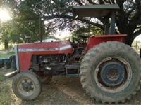 Trator Massey Ferguson 290 4x2 ano 96