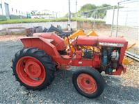 Trator Agrale 4100 4x4 ano 85