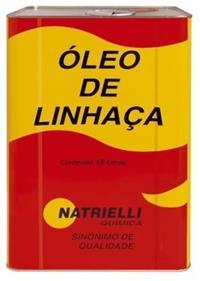 Oleo De Linhaça Natrielli 18 Litros