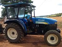 Trator Ford/New Holland tt 3880 4x4 ano 08