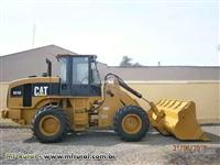 2 Caterpillar 924G ano 2007