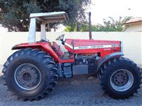 Trator Massey Ferguson 660 4x4 ano 97