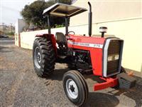 Trator Massey Ferguson 275 4x2 ano 98