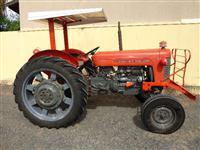Trator Massey Ferguson 65X 4x2 ano 72