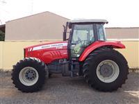 Trator Massey Ferguson 7140 4x4 ano 10