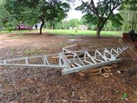 suporte para prancha - transporte de plataformas de colheitadeiras