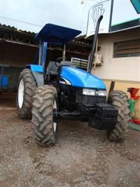 Trator Ford/New Holland TL 90 4x4 ano 00