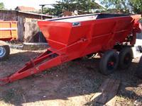 Distribuidor de Calcario Organico 5.500kg