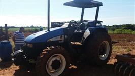 Trator Ford/New Holland TL 75E 4x4 ano 08