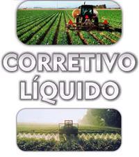 CORRETIVO LÍQUIDO (REDUZ A ACIDEZ DO SOLO, FONTE DE Ca E Mg) FRETE GRÁTIS