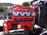 Motor Scania DSC 14