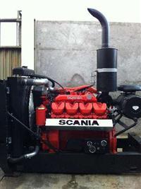 Scania V8 DC 14