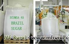 TEMOS Açucar Icumsa 45 para Exportação CIF CONTRATO 12X !! PREÇO BOM!consulte!!