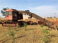 Escavadeira Hidraulica + Harvester