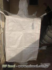 Big Bags lavado e higienizado por apenas 6,50 reais
