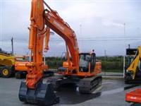 escavadeira hidraulica doosan DX300lc