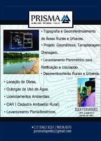 Prisma - Projetos e Topografia