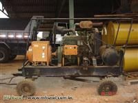Grupo gerador 60 kva Kolback, motor MB OM352,