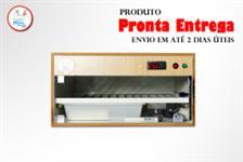 CHOCADEIRA BIVOLT AUTOMÁTICA (60 OVOS ) - COM CONTROLE DE UMIDADE- GC 60 U