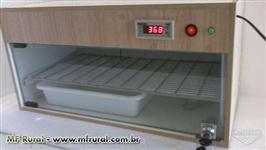 Chocadeira Bivolt Automática (120 Ovos) COM CONTROLE DE UMIDADE-UNICA DO MFRURAL
