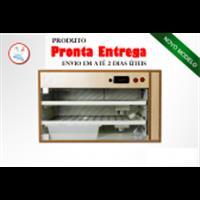 Chocadeira Bivolt Automática (220 Ovos) COM CONTROLE DE UMIDADE-UNICA DO MFRURAL