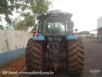 Trator Ford/New Holland TM 165 4x4 ano 01