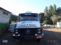 Caminhão  Mercedes Benz (MB) 1316  ano 75