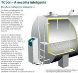 Tanque de Armazenamento de Leite TCOOL 4200L - Marca Westfalia-GEA