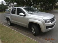 AMAROK 2.0 TRENDLINE 4X4 CD 12V TURBO INTERCOOLER DIESEL 4P MANUAL