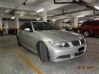 BMW 320i 2.0 16v Gasolina 4P Automático 2006 Prata