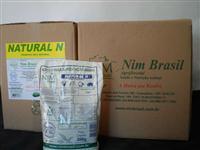 PRODUTO NATURAL PARA CONTROLE DE CARRAPATOS, MOSCA DO CHIFRE, VERMES  E BERNES