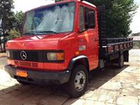 Caminh�o  Mercedes Benz (MB) 710  ano 00