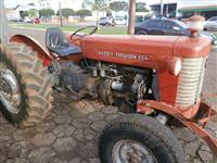 Trator Massey Ferguson 55 X 4x2 ano