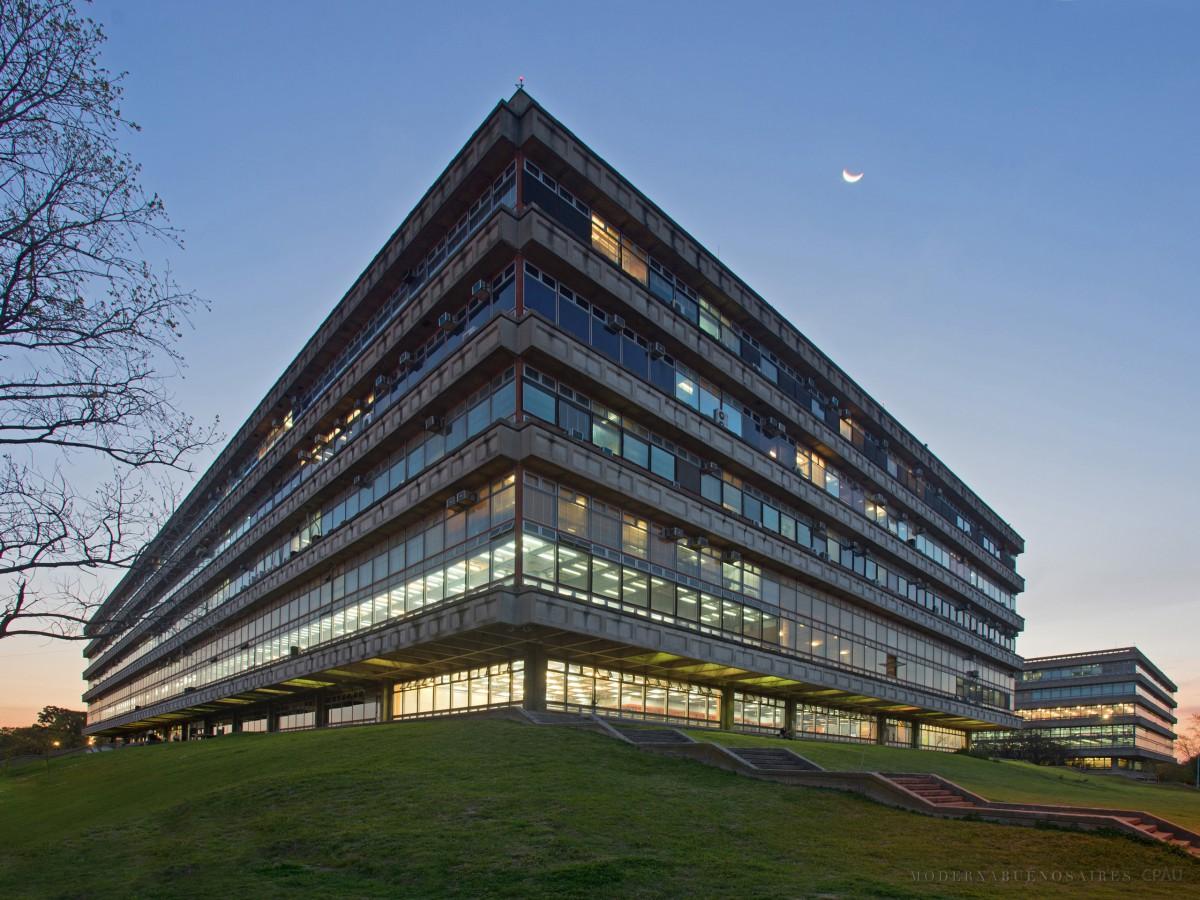 Moderna buenos aires for Mapa facultad de arquitectura