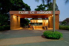 Parque Jorge Newbery (actual Club de Amigos)