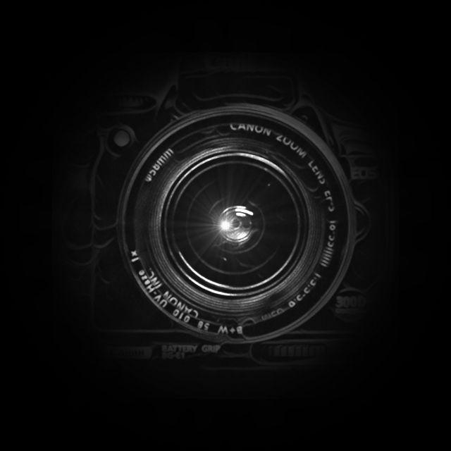 Poster Câmera