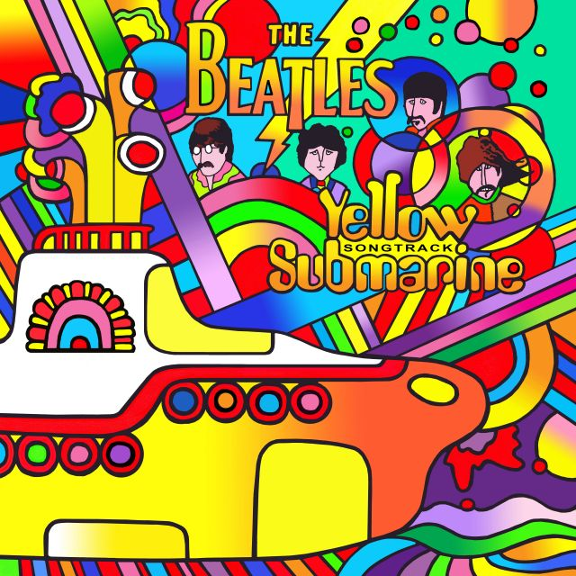Poster Yellow Submarine CD
