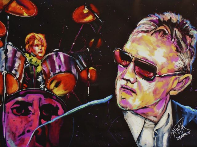 Poster Queen Drummer Roger Taylor
