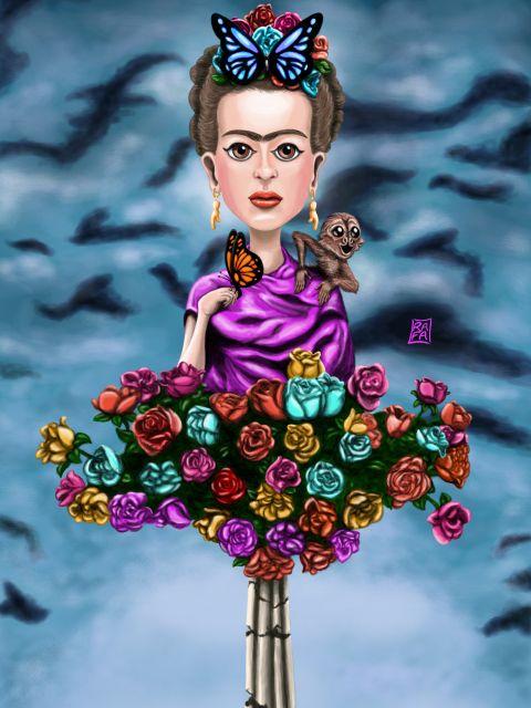 Poster Frida Kahlo