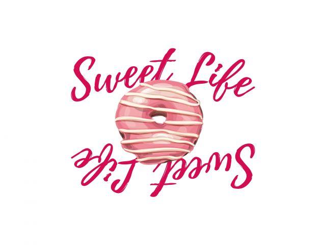 Poster Life Sweet Life
