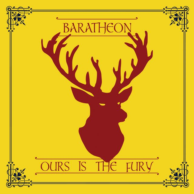 Poster Baratheon Game of Thrones