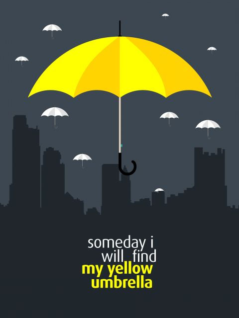 Poster How I Met Your Mother   série