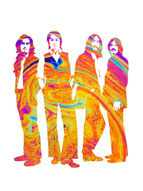 Poster The Beatles   rock banda bandas