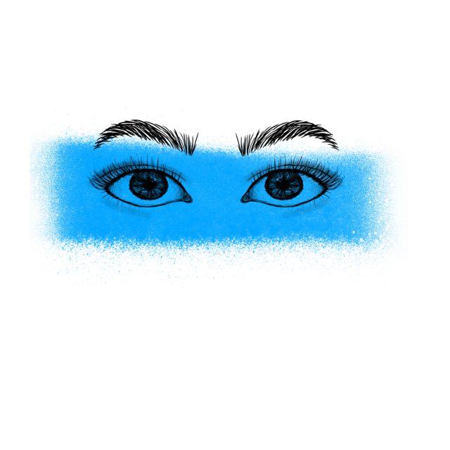 Poster Lovely Eyes   olhos