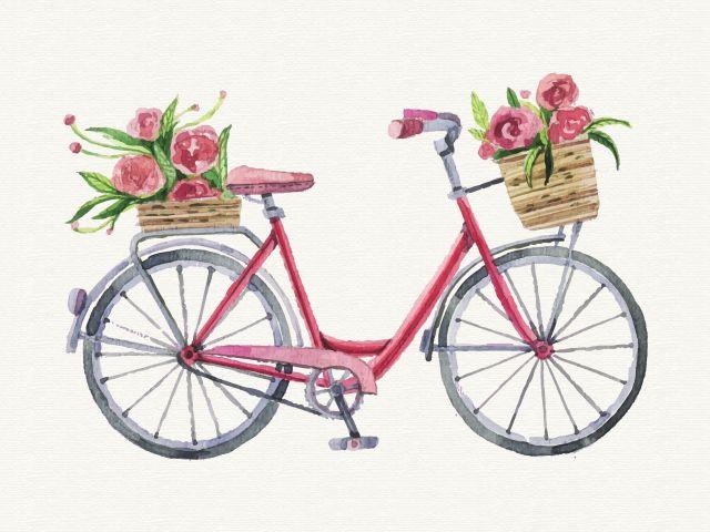 Poster Bicicleta Vintage I